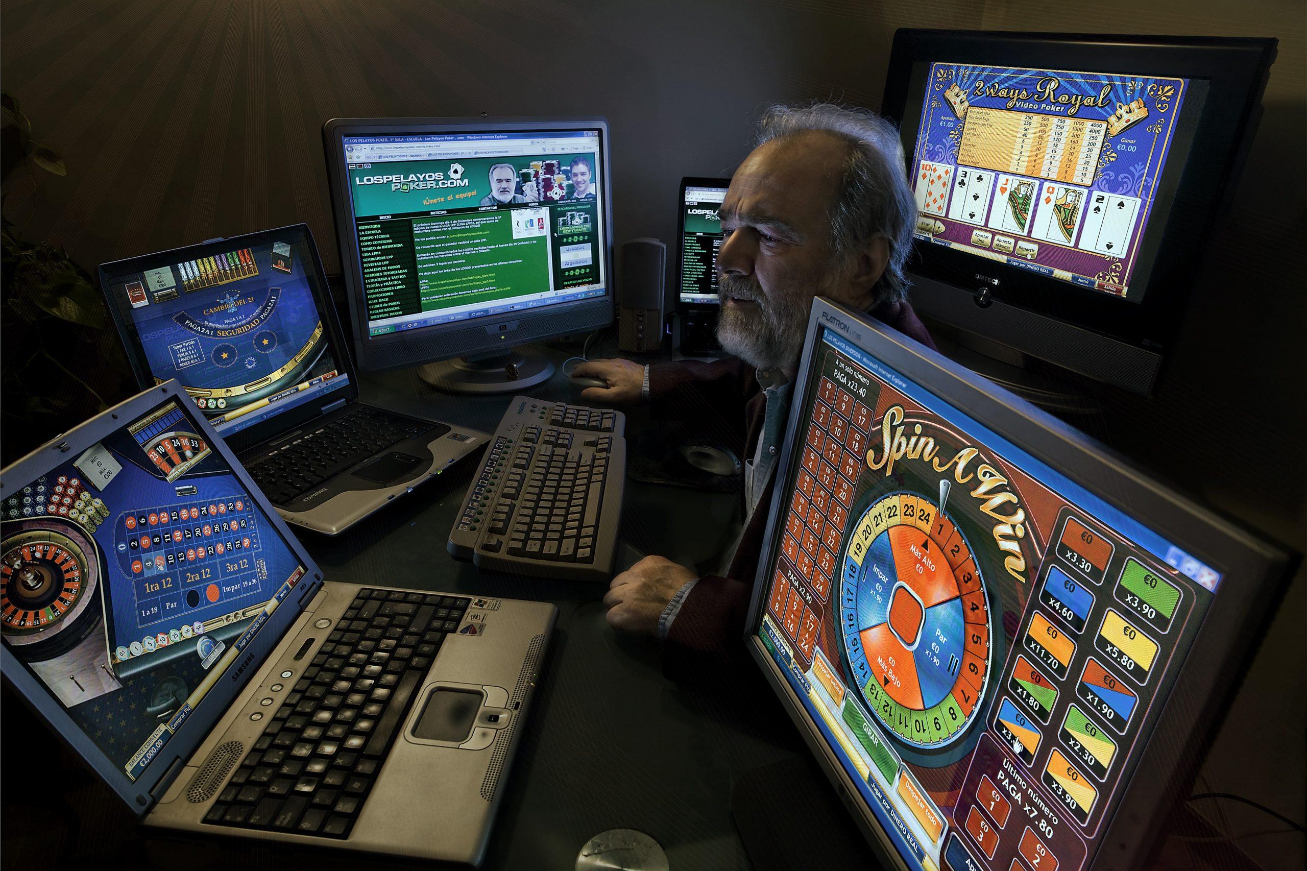 1099 g gambling