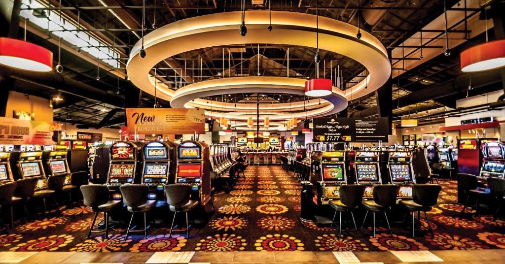 gambling casino at hampton beach nh