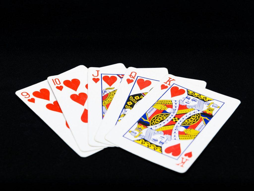 Online qq poker agent